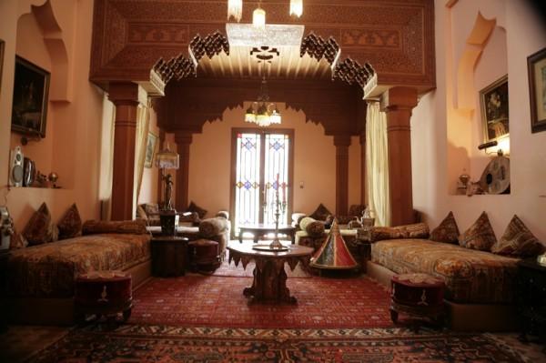 Salon marocain entre tendance et tradition forum d coration - Les model de salon ...